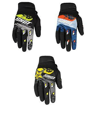 Shot 2020 Motorcycle Motocross Enduro Touring Racing Adult Contact Gloves