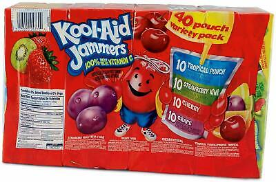 Kool-Aid Jammers Variety Pack - 40 pouches