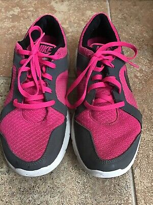 TODDLER/'S NIKE FLEX EXPERIENCE GIRL/'S PINK TRAINERS 599346-636