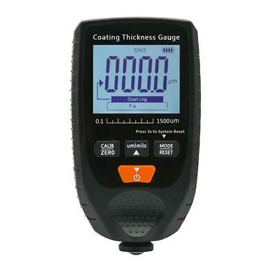 GM998 Digital Car Paint Thickness Tester Auto Coating Thickness Meter Gauge