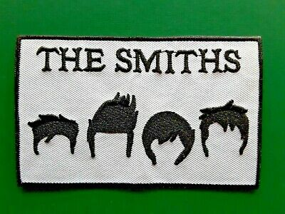 THE SMITHS IRON-OR SEW ON EMBROIDERED PATCH PUNK ROCK MUSIC BAND UK SELLER