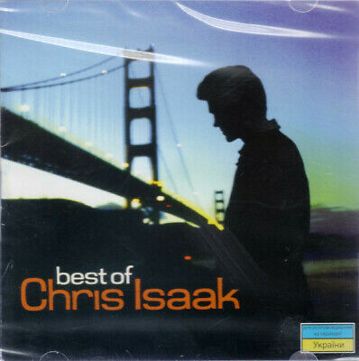 CD - Chris Isaak ‎– The Best Of