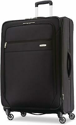 Samsonite Advena 29 Inch Expandable Softside Spinner Luggage Suitcase Black