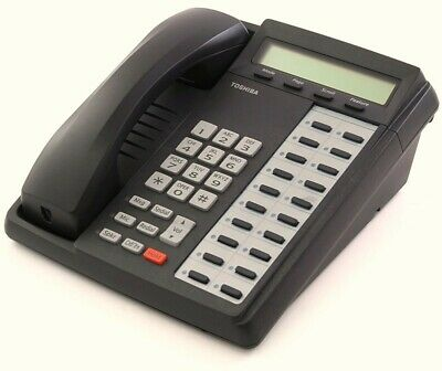Toshiba Digital Business Telephone Model DKT3020-SD used cleaned tested