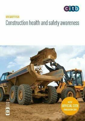 Construction health and safety awareness 2019: GE707/19 RRP £12.50
