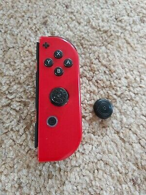 Right Nintendo Switch Mario Odyssey joycon Joy Con Red Official