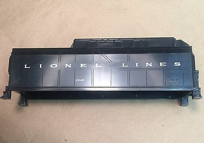 Lionel Lines 1130 6026 Grey Scout Type Tender Shell EX NOS!