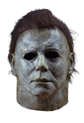 Halloween 2018 Michael Myers Trick or Treat Studios Latex Deluxe Mask Free Ship