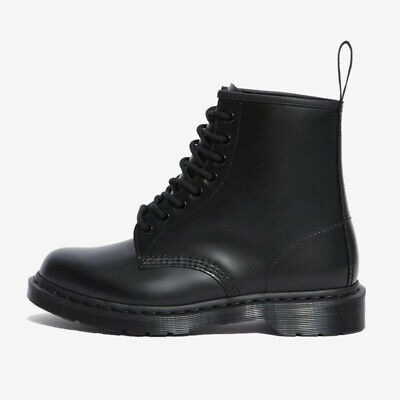 Dr. Martens Mono 1460 Boots 14353001 Black Smooth