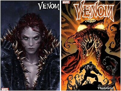 VENOM 19 Cover A & Jee-Hyung Lee Mary Jane Variant 2019 (NM)Pre-Sale 10/30 🚨🚨