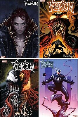 Venom #19 Jeehyung Lee Mary Jane Variant Stock Photo Marvel Pre-order 10/30/19