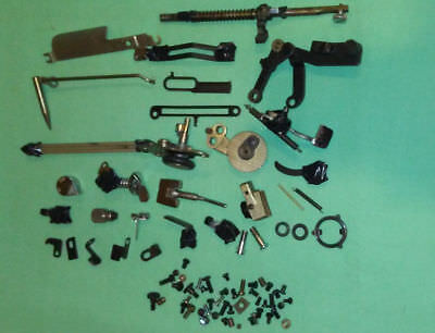 Vintage Kenmore Assortment Used Parts,Kenmore Sewing Machine Model #148-12070