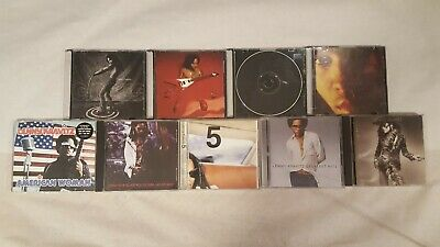 Lenny Kravitz 9 Cd Lot: Greatest Hits-Baptism-S/T-Circus-Let Love Rule-5 & More!