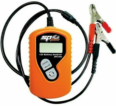 SP Tools BATTERY ANALYSER SP61060 Directly Detects Bad Cells *Australian Brand