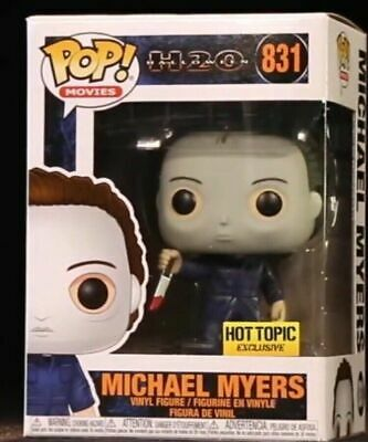 Funko Pop Movies #831 Michael Myers Halloween H2O Hot Topic Exclusive PreOrder