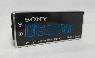 Sony BP-2EX Rechargeable Battery Pack for CD Walkman (1-528-325-11)