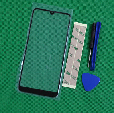 New Black Front Glass Touch Screen Lens Replacement For Alcatel 3L 2019 5039D