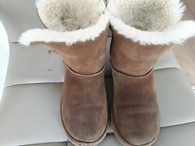 Toddlers Kids Ugg Australia Callum Ankle Boots size 6
