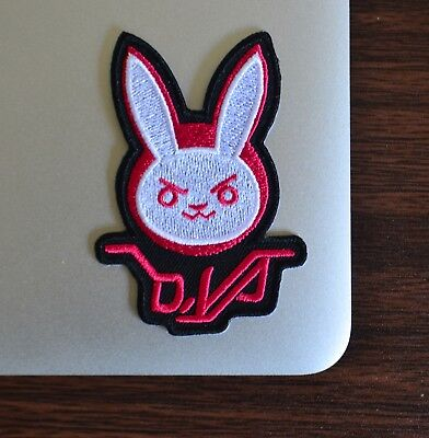 """E15 OVERWATCH 4-1//4/"""" Embroidery Iron-on Custom Patch"""