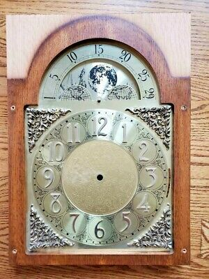 Trend By Sligh Grandfather Clock Dial Style 0908-1-BE Movement 109FL
