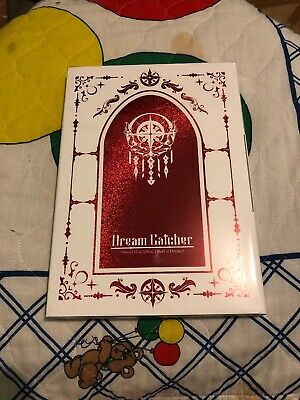 Dreamcatcher Mini Album [Raid of Dream] Normal Edition + Poster [Tube]