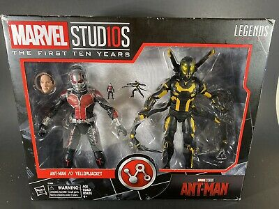 Marvel Studios Legends Series Ant-Man and Yellowjacket