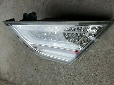 11 12 13 14 15 Hyundai Sonata Hybrid INNER Trunk Tail Light RIGHT driver OEM