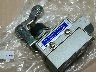NEW Omron BZE6-2RN2-J Micro Switch