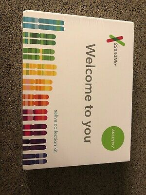 23andMe Personal Ancestry Test New Lab Fee paid