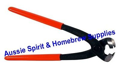 Brand New Oetiker Side Closing Pliers For Oetiker Clips Home Brew Beer O Clips
