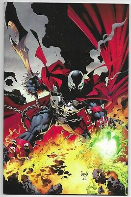 Spawn #300 Greg Capullo Virgin Variant Nm 2019 Todd Mcfarlane Image Comics