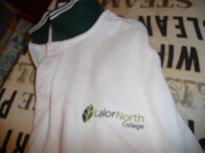 Lalor North Secondary sports polo top  School Uniform size XL