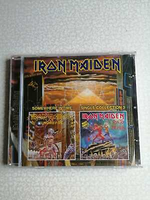 Iron Maiden – Somewhere…. + Single Collection 3 - Cd – New.