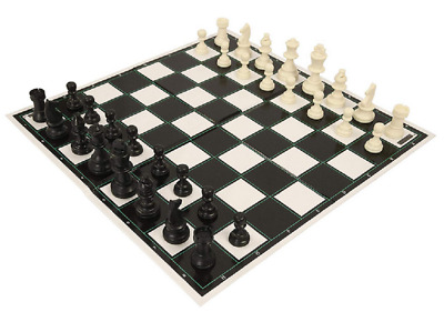 Hti Chess - 1372493 Board Traditional Set Game Kids Adult Strategy Classic Toy