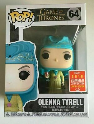 New Funko Pop Olenna Tyrell Game Of Thrones #64 BoxLunch Exclusive 2018 SDCC GOT