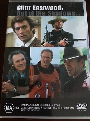 CLINT EASTWOOD - OUT OF THE SHADOWS New Sealed DVD R4 PAL
