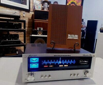 Marantz Model 125 Tuner LED Upgrade Serviced-Works Perfectly
