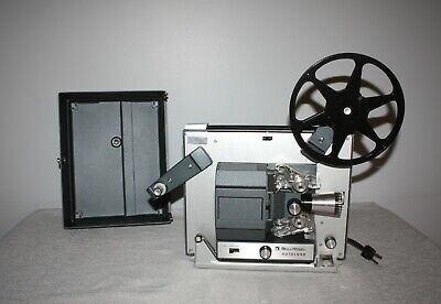 Vintage Bell & Howell Autoload 357B Super 8MM Film Projector