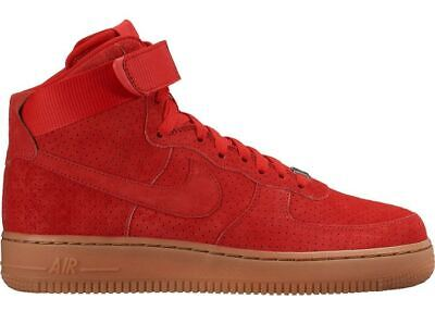 Nike Womens Air Force 1 ´07 Suede Trainers - UK 7.5, EUR 42 ( 749266 601 )