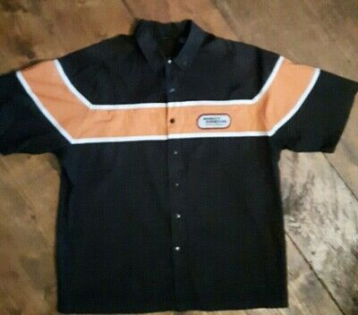 Genuine Harley Davidson Race Shirt