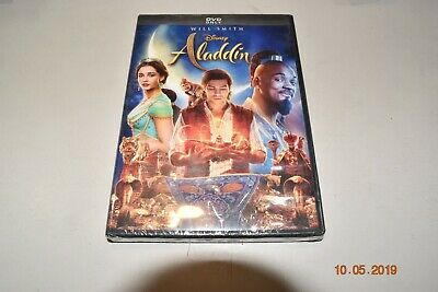 Will Smith - Aladdin (DVD 2019 1-Disc) Live Action