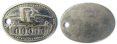 PENN  FURNITURE  CO.   PA, Philadelphia  CHARGE COIN  TYL PA-750-PFCB