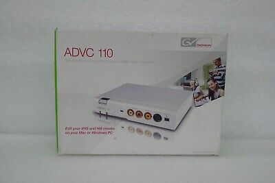 Canopus ADVC 110 High-Quality Bi-Directional Advanced Digital Video Converter