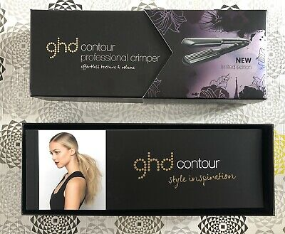 GHD Contour Professional Hair Crimper Crimp Limited Edition Brand New RRP £90+