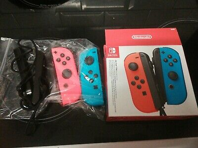 Nintendo Switch Joycon Neon pair