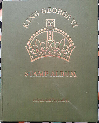 Mint Collection in GVI Crown Album 2461 stamps Cat Value £5785