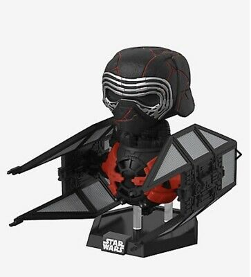 Funko Pop! Star Wars: Rise Of The Skywalker Kylo Ren In Tie Whisper