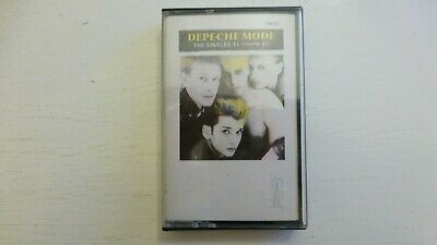 DEPECHE MODE. The Singles 81 - 85. Original Unplayed Cassette.