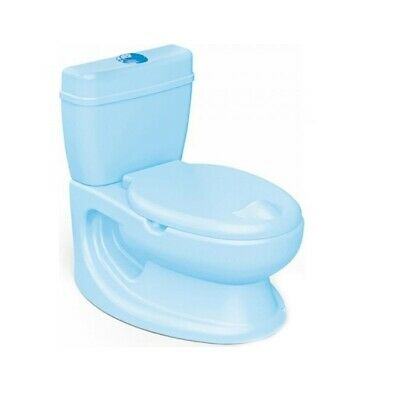 Siva Wc Potty Blue Educational Potty Dolu Toilet Trainer Kinderklo from 18