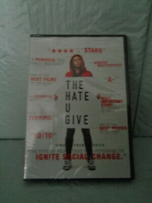 The Hate U Give DVD - NEW & Sealed - Store Bought